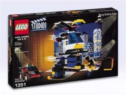 レゴ スクリーンスタジオセット 1351
