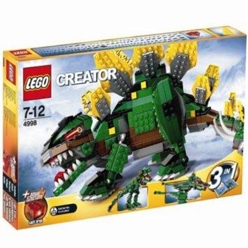 レゴ クリエイター ステゴザウルス 4998