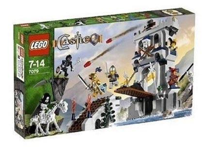 レゴ キャッスル 黄金騎士の塔 7079