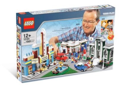 レゴ タウンプラン2008   10184