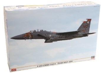 1/48 ハセガワ F-15E ストライクイーグル タイガーミート 2005 (07318)