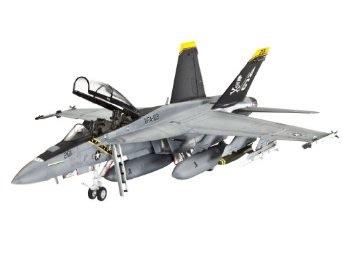 1/72 ドイツレベル ボーイング F/A-18F スーパーホーネット