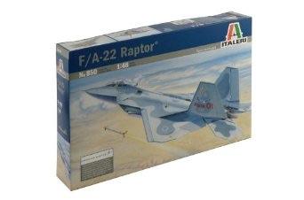 送料・各種ラッピング無料+真心をお約束。 1/48 イタレリ  F-22 ラプター