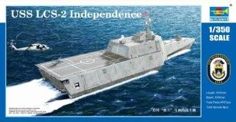 1/350  トランペッター  アメリカ海軍  LCS-2 インディペンデンス