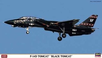 1/72 ハセガワ F-14D ブラックトムキャット