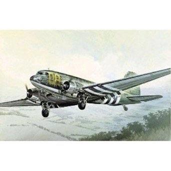1/72 イタレリ  ダグラス C-47 スカイトレイン