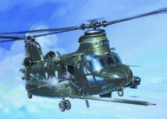 1/72 イタレリ 1218 MH-47E SOA チヌーク