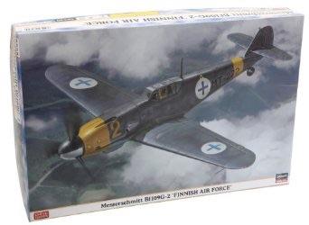 1/32 ハセガワ メッサーシュミット Bf109G-2 フィンランド空軍