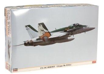 1/48 ハセガワ F/A-18C ホーネット チッピーHo ファイナル