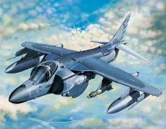 1/32 トランペッター AV-8B ハリアー II プラス