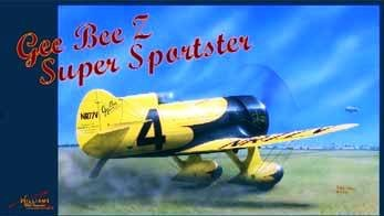 1/32 Gee Bee Z  Super Sportstar