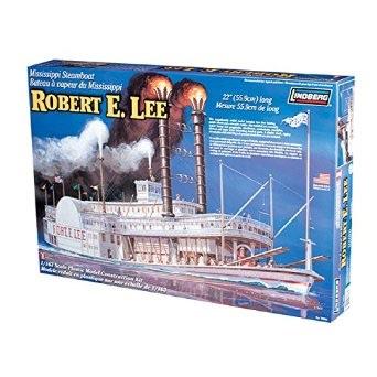 1/163 リンドバーグ ロバートE.リー 蒸気船
