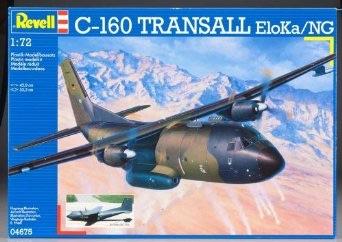 1/72 レベル  C-160 トランザール EloKa/NG 4675