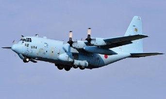 1/200 ハセガワ  C-130H ハーキュリーズ 航空自衛隊コンボ