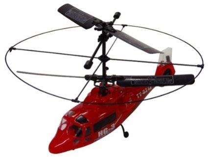 R/C マイクロマスター HG3 ヘリコプター ラジコン