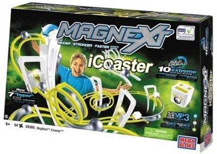 Mega Brands Magnext iCoaster アイコースター スペースワープ