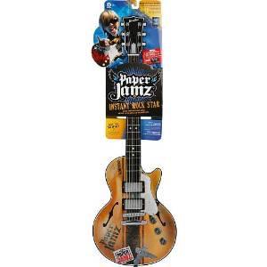 Paper Jamz2 ペーパージャム ギター Style1 Les Paul レスポール