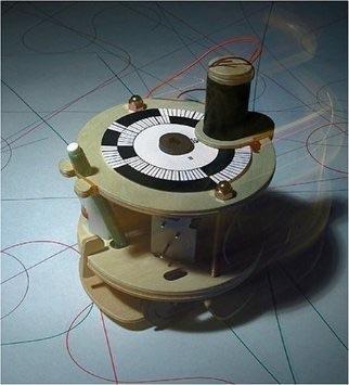 大人の科学 プログラムロボット デジロボ 01