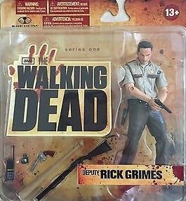 McFarlane マクファーレン The Walking Dead ウォーキングデッド リック