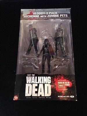 The Walking Dead ウォーキングデッド   ミショーン & ミショーン's ペットゾンビ セット