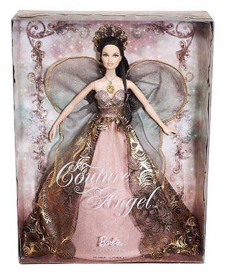 Mattel マテル   Barbie バービー  2011 ピンクラベル Couture Angel
