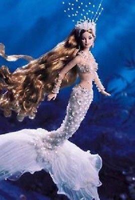 【2019春夏新作】 Mattel マテル Barbie Mattel バービー 2002 Barbie 2002 Enchanted Mermaid マーメイド 送料・各種ラッピング無料+真心をお約束。, newRYORK(ニューリョーク):cca3eb18 --- konecti.dominiotemporario.com