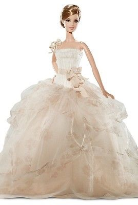 Mattel マテル Barbie バービー  ゴールドラベル ベラ ワン ブライド  R4537