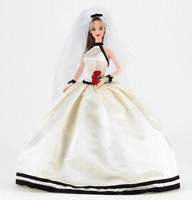 Mattel マテル  Barbie バービー  ゴールドラベル 1997 ベラ ワン ブライド