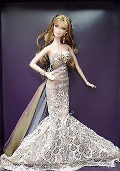 Mattel マテル Barbie バービー  ゴールドラベル  クリスタベル