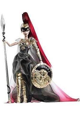 Mattel マテル Barbie バービー ゴールドラベル ATHENA アテナ