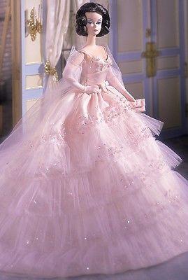 Mattel マテル Barbie バービー ゴールドラベル インザピンク シルクストーン
