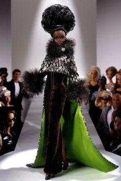 Mattel マテル  Barbie バービー  ゴールドラベル バイロン・ラーズ アフリカン アメリカン  インザライムライト
