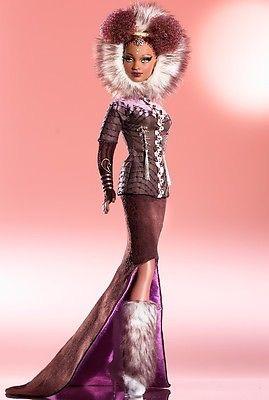 Mattel マテル Barbie バービー  ゴールドラベル バイロン・ラーズ  トレジャーズ オブ アフリカ