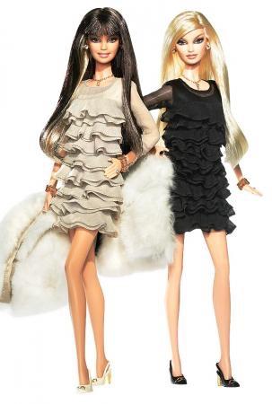 大割引 Mattel マテル バービー Barbie バービー マテル ゴールドラベル ジューシー Barbie クチュール ビバリーヒルズ, ミツキ:88687a14 --- canoncity.azurewebsites.net