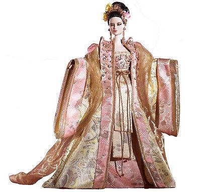 100%正規品 Mattel マテル Barbie バービー カンフーグラム Empress Of Barbie The バービー ザ Golden エンプレス オブ ザ ゴールデン, OASIS東京:f61fc7fc --- canoncity.azurewebsites.net