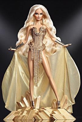 Mattel マテル Barbie バービー  The Blonds ザ ブロンズ ゴールド