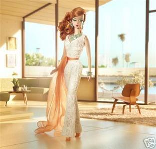 マテル バービー  ゴールドラベル  ファッションモデルコレクション  ハリウッドホステス