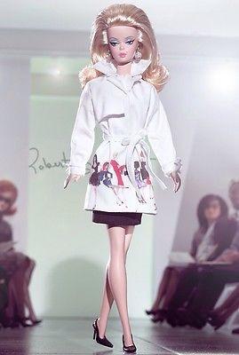 マテル バービー  ゴールドラベル   ファッションモデルコレクション  トレンチ セッター