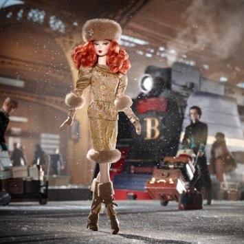 Mattel マテル  バービー  ファッションモデル コレクション  エカテリーナ