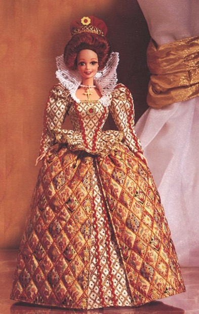 マテル バービー 1994 クイーンエリザベス