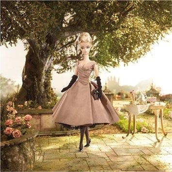 マテル バービー ゴールドラベル  ファッション・モデル・コレクション  ハイティー・アンド・セイヴァリー