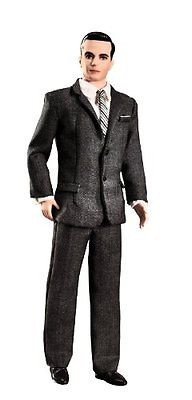 マテル バービー ケン  ファッション・モデル・コレクション  マッドメン ドン・ドレイパー