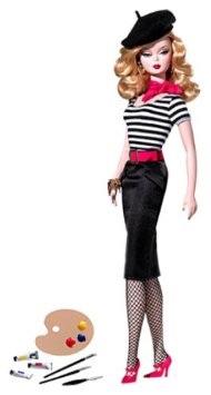 マテル バービー ゴールドラベル  ファッション・モデル・コレクション  ザ・アーティスト