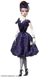 マテル バービー ゴールドラベル  ファッション・モデル・コレクション  パリジェンヌ・プリティ