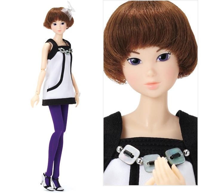 セキグチ Momoko doll モモコドール 宇宙のランデブー