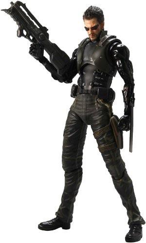 プレイアーツ改  Deus Ex:Human Revolution  アダム・ジェンセン
