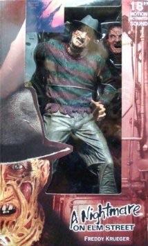 人気No.1 NECA ネカ フィギュア ネカ エルム街の悪夢 フレディ トーキング トーキング フィギュア, Clothes-Pin E-shop:768550cd --- shop.vermont-design.ru