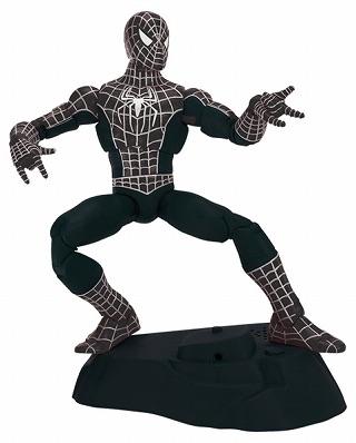 シンクウェイ スパイダーマン 3  トーキング ルームガード ブラックスパイダーマン