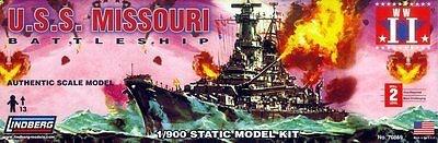 1/900 リンドバーグ  USS ミザーリ