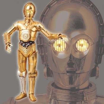 1/6 メディコム RAH リアルアクションヒーローズ スターウォーズ C-3PO トーキング ver.